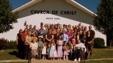 strengthening churches of Christ